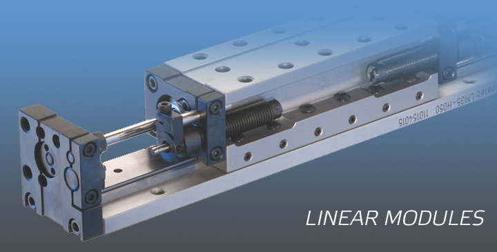 zipatec Montagetechnik GmbH & Co. KG - Linear modules