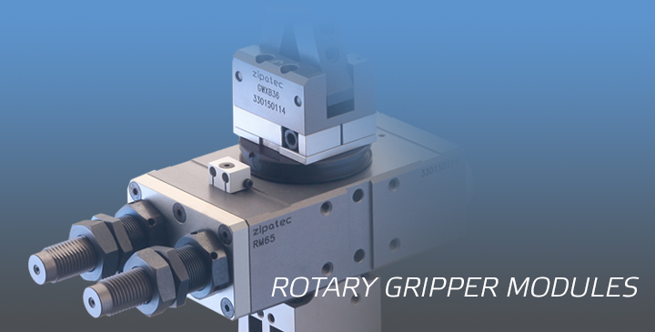 zipatec Montagetechnik GmbH & Co. KG - Rotary ripper modules