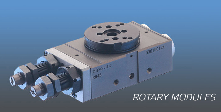 zipatec Montagetechnik GmbH & Co. KG - Rotary modules